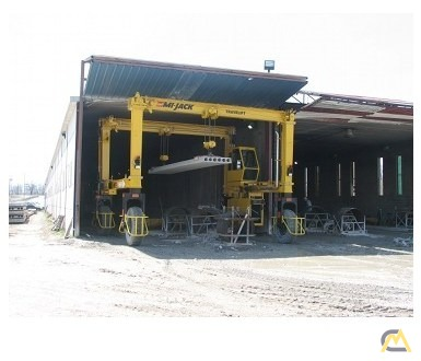Mi-Jack MJ20 Rubber Tired Gantry Crane 1
