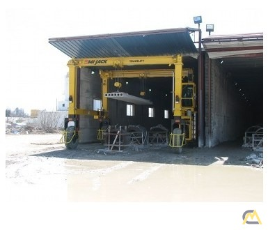 Mi-Jack MJ20 Rubber Tired Gantry Crane 2