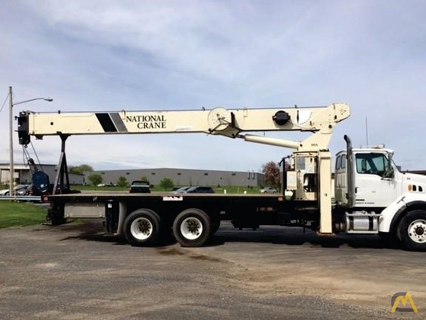 National 9103A 26-ton Boom Truck Crane on Sterling 7500 1