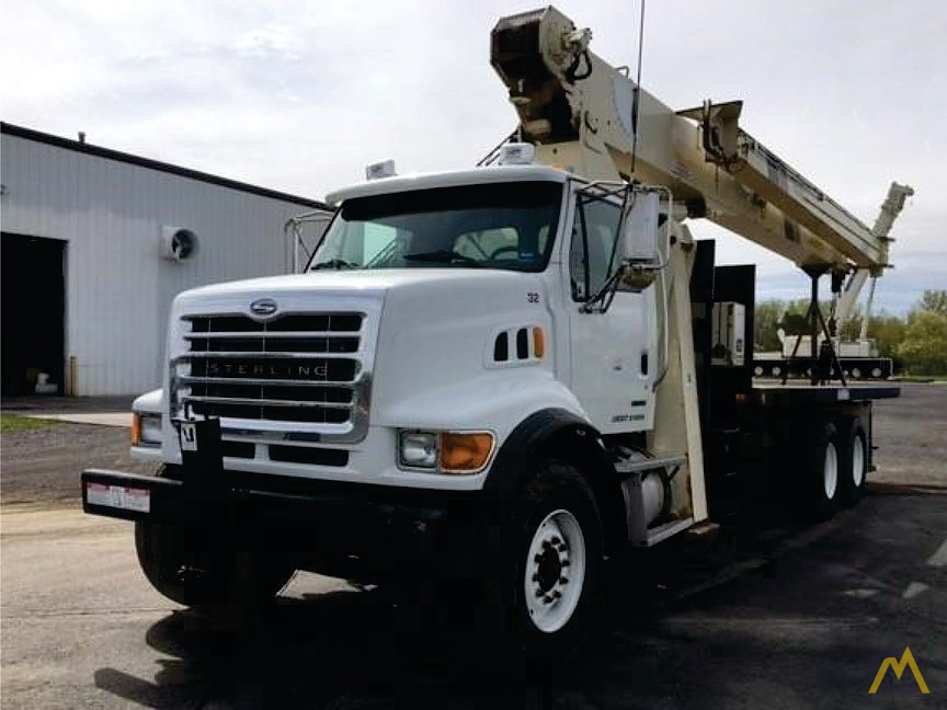 National 9103A 26-ton Boom Truck Crane on Sterling 7500 2