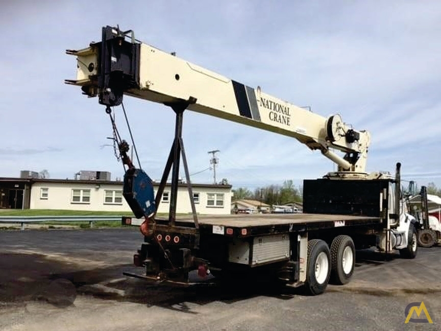 National 9103A 26-ton Boom Truck Crane on Sterling 7500 3