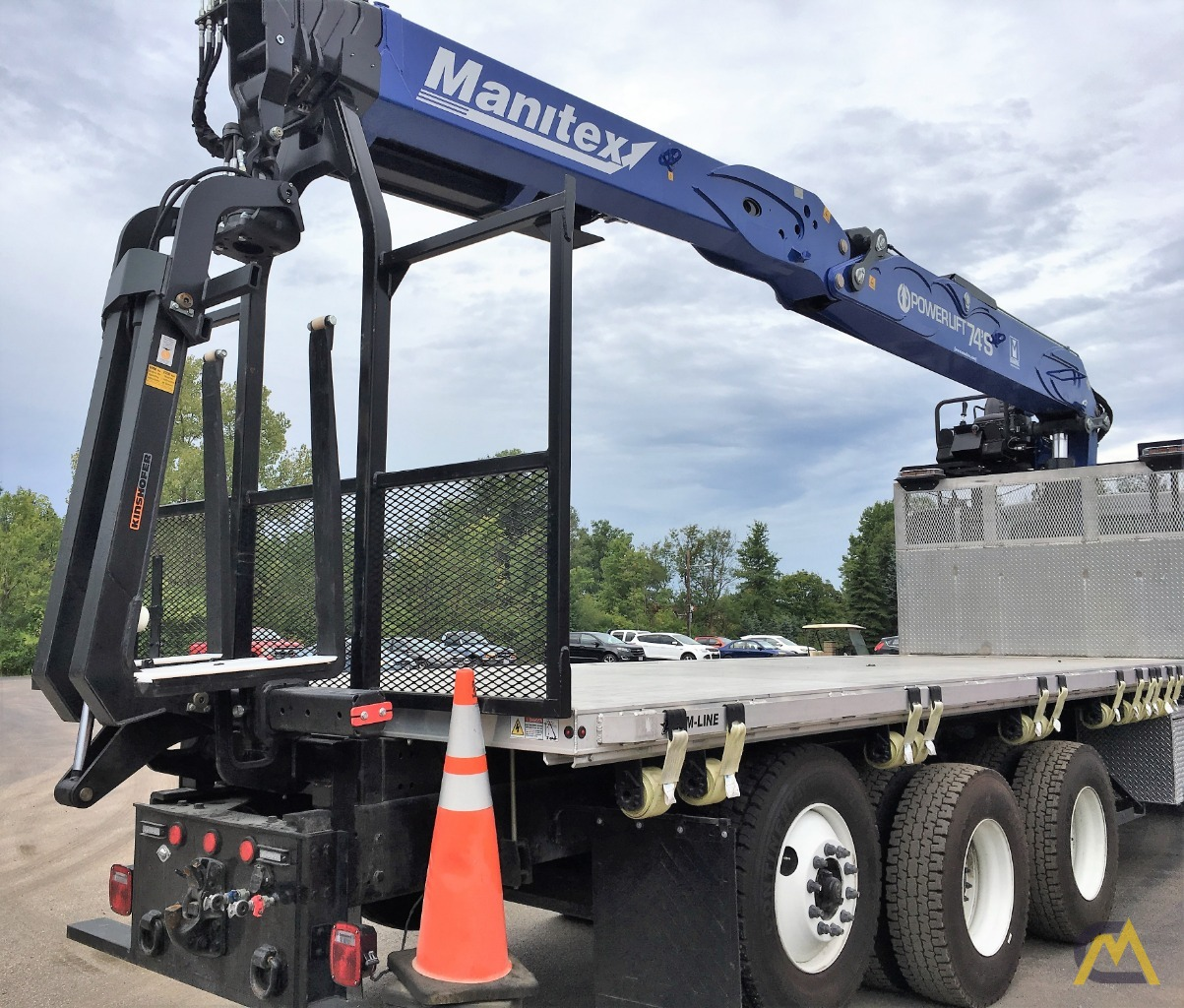 New Manitex PL 74S Loader Crane 10