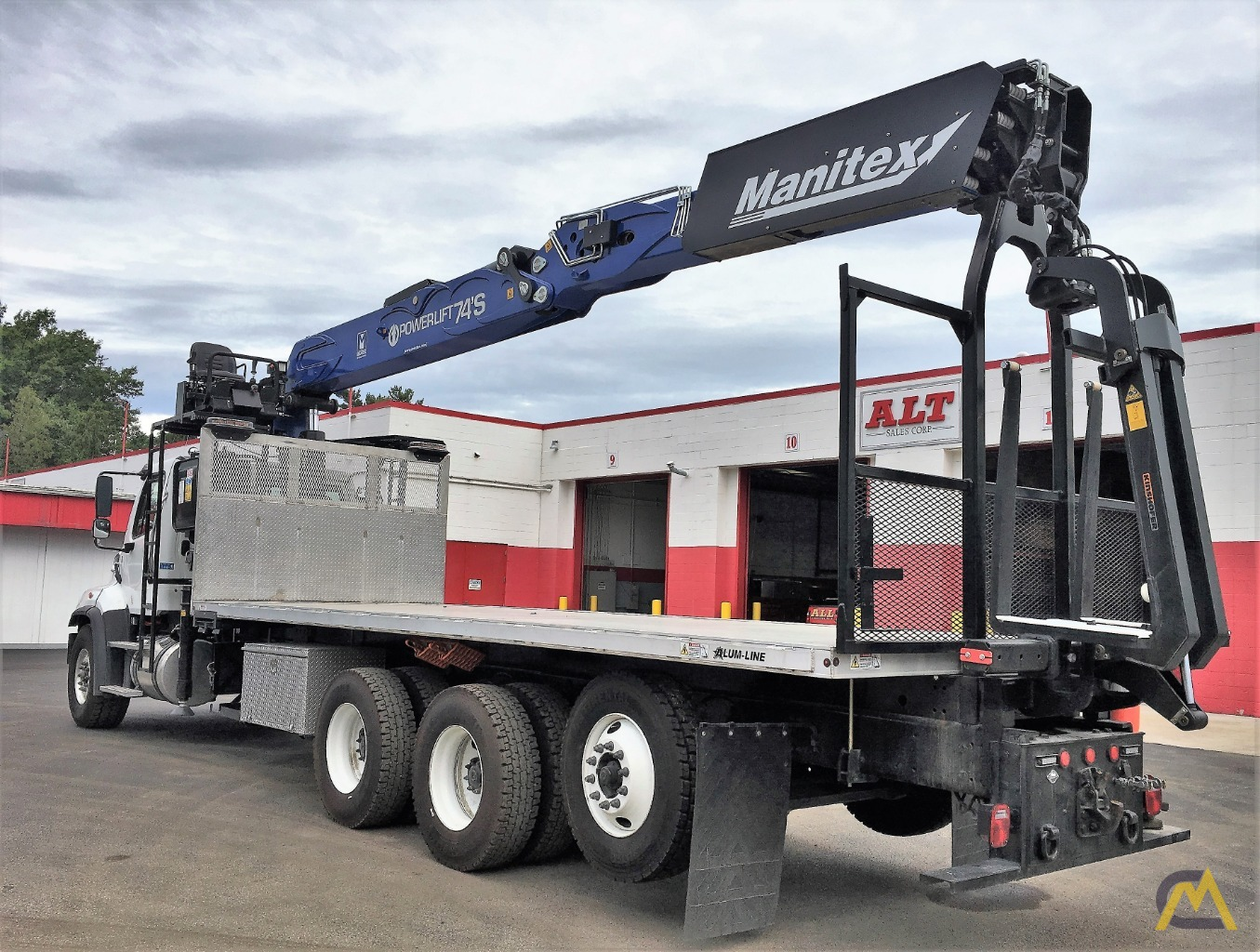 New Manitex PL 74S Loader Crane 4