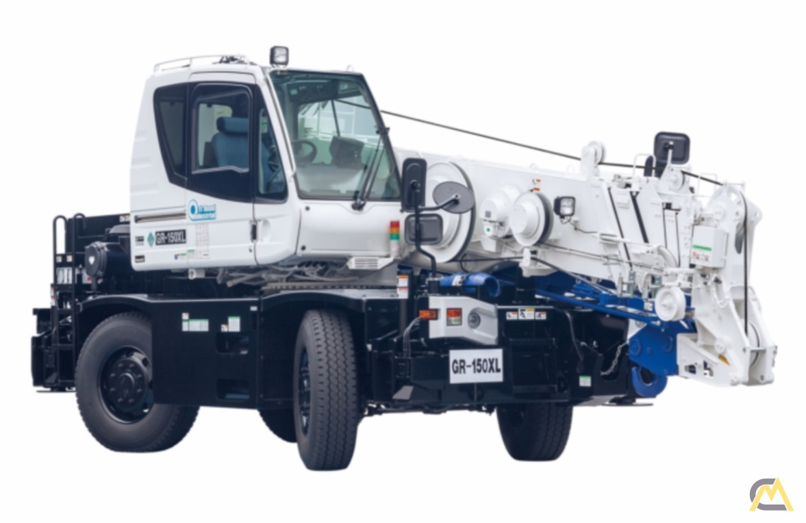 NEW 2019 Tadano GR-150XL-3 15-Ton Rough Terrain Crane 0