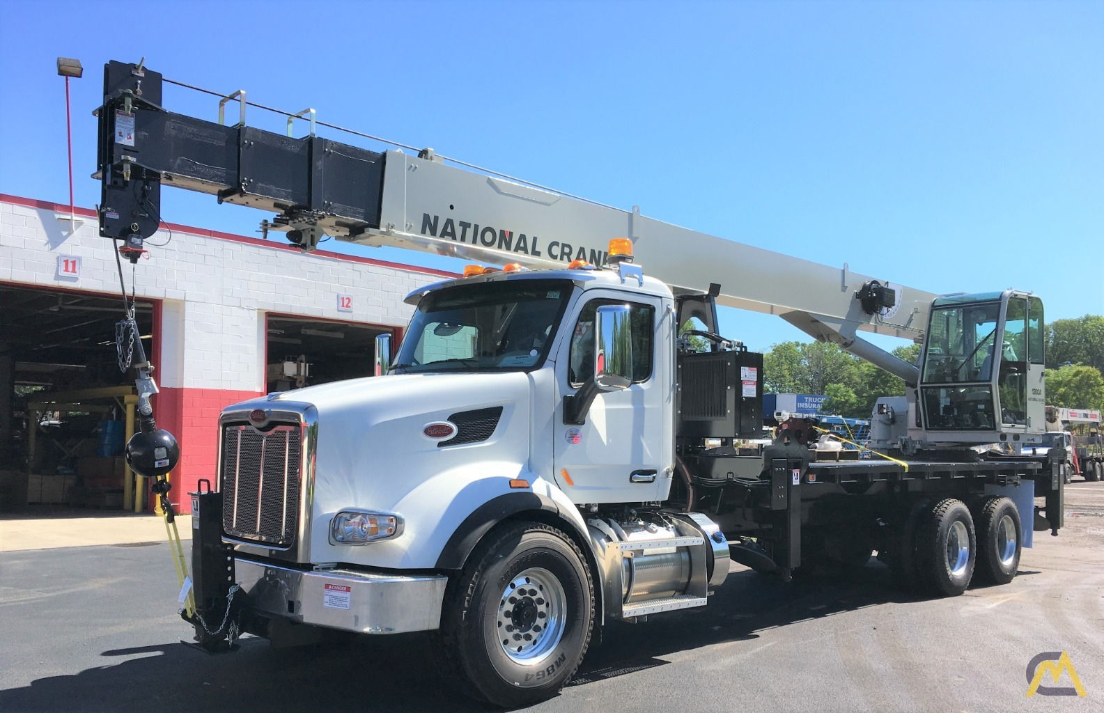 NEW 2022 National 13110A 30-Ton Boom Truck Crane 0