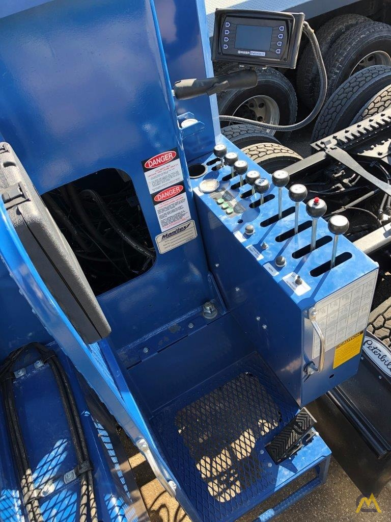 NEW Manitex TM200 mounted on NEW 2019 Peterbilt 567 Tractor 13