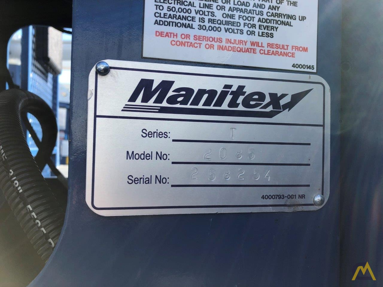 NEW Manitex TM200 mounted on NEW 2019 Peterbilt 567 Tractor 12
