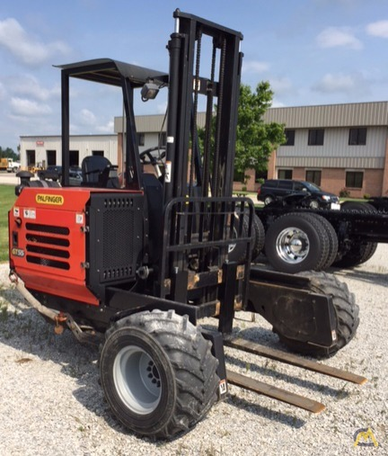 Palfinger GT55 Piggy Back Forklift with or without International 4400 Flatbed 0