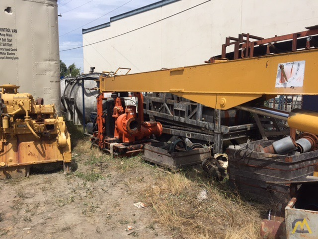 Pitman Hydra-Lift HL-14T76 - 76' 3-Section Hydraulic Boom