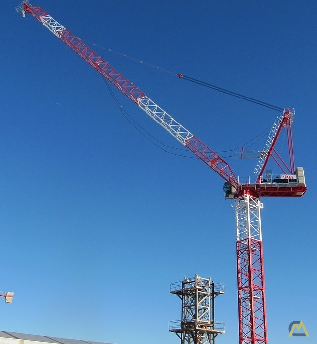 Saez SL 240 17-Ton Tower Crane 0