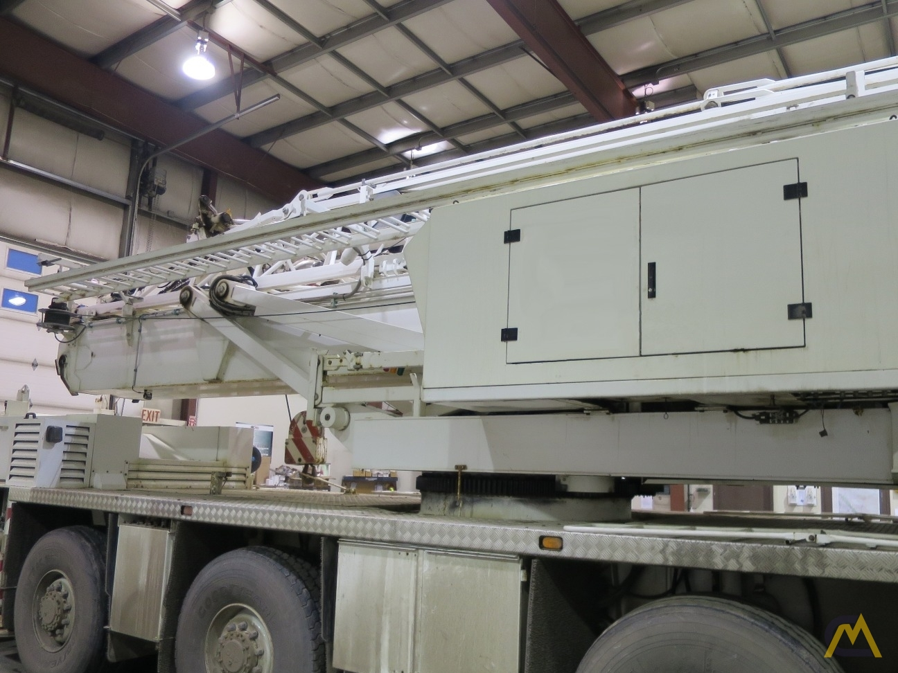 Spierings SK488-AT4 8-Ton Self Erecting Truck Mounted Tower Crane 7