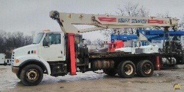 Terex BT 4792 23-ton Boom Truck Crane on Sterling 0