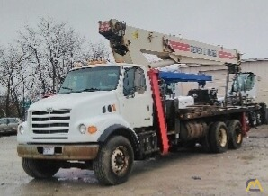 Terex BT 4792 23-ton Boom Truck Crane on Sterling 1
