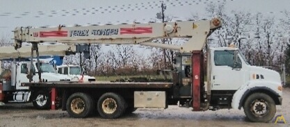 Terex BT 4792 23-ton Boom Truck Crane on Sterling 3