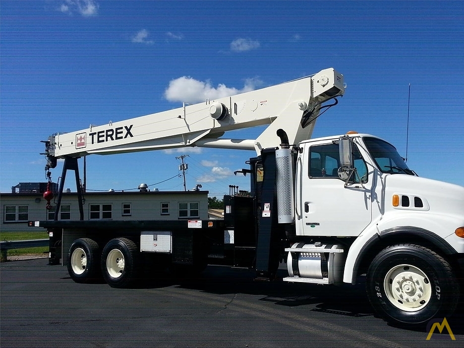 Terex BT 4792 24-ton Boom Truck on Sterling 7500 1