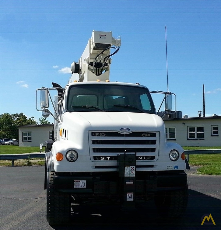 Terex BT 4792 24-ton Boom Truck on Sterling 7500 2