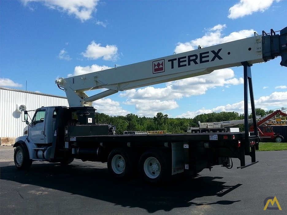 Terex BT 4792 24-ton Boom Truck on Sterling 7500 3