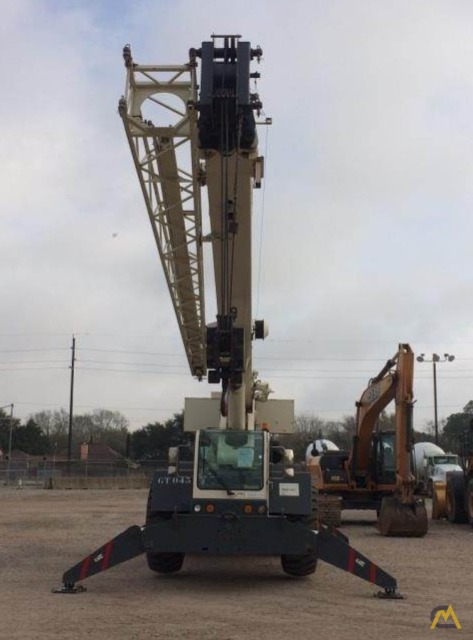 Terex CD225 25-Ton Down Cab Rough Terrain Crane 1