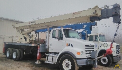 Terex RS 70100 35-ton Boom Truck on Sterling 3