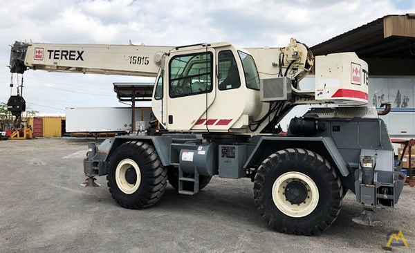 Terex RT 230 30-Ton Rough Terrain Crane 0