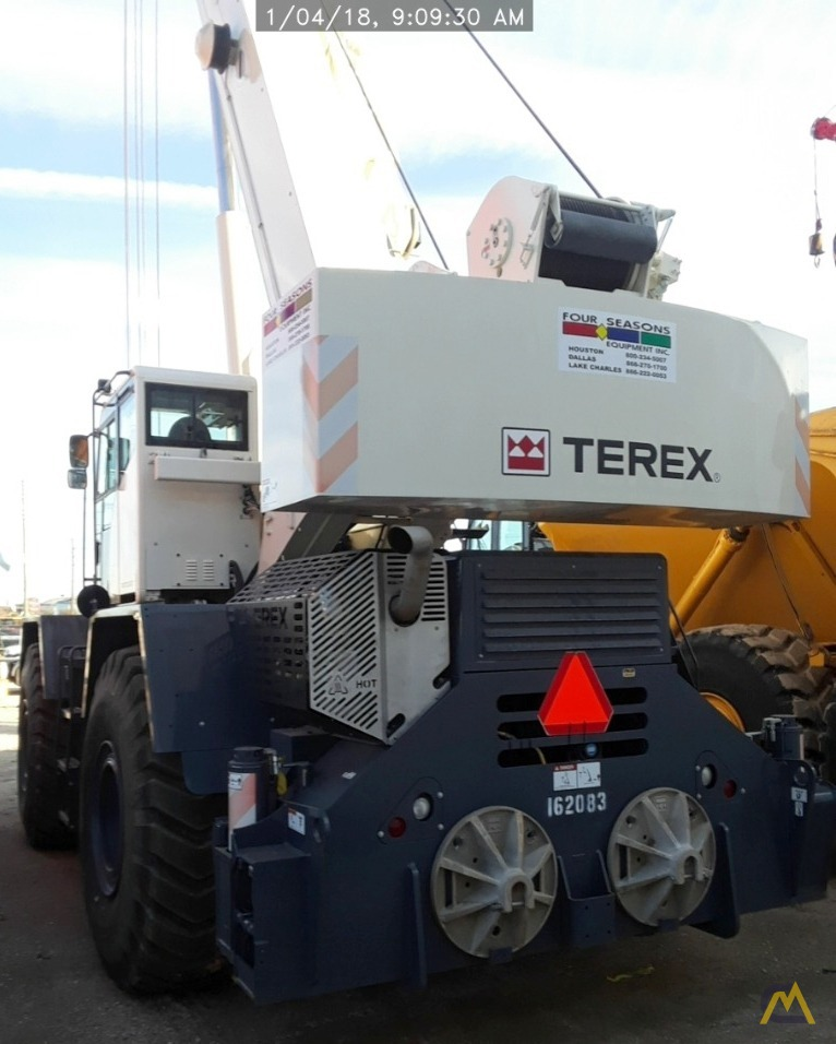 Terex RT 780 80-ton Rough Terrain Crane 2