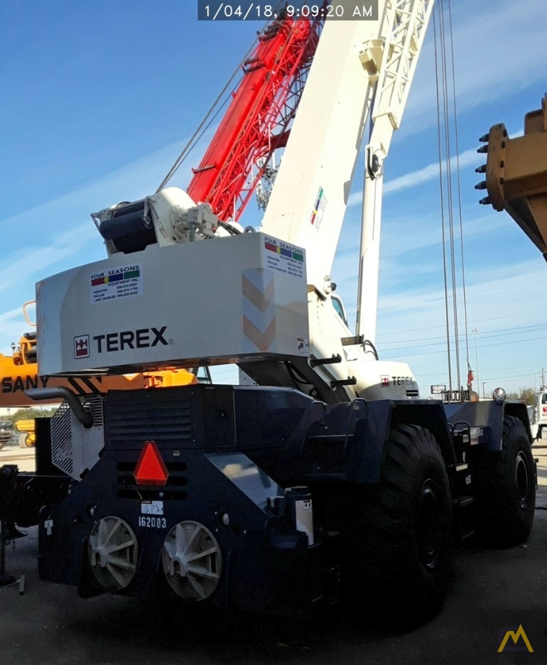 Terex RT 780 80-ton Rough Terrain Crane 1