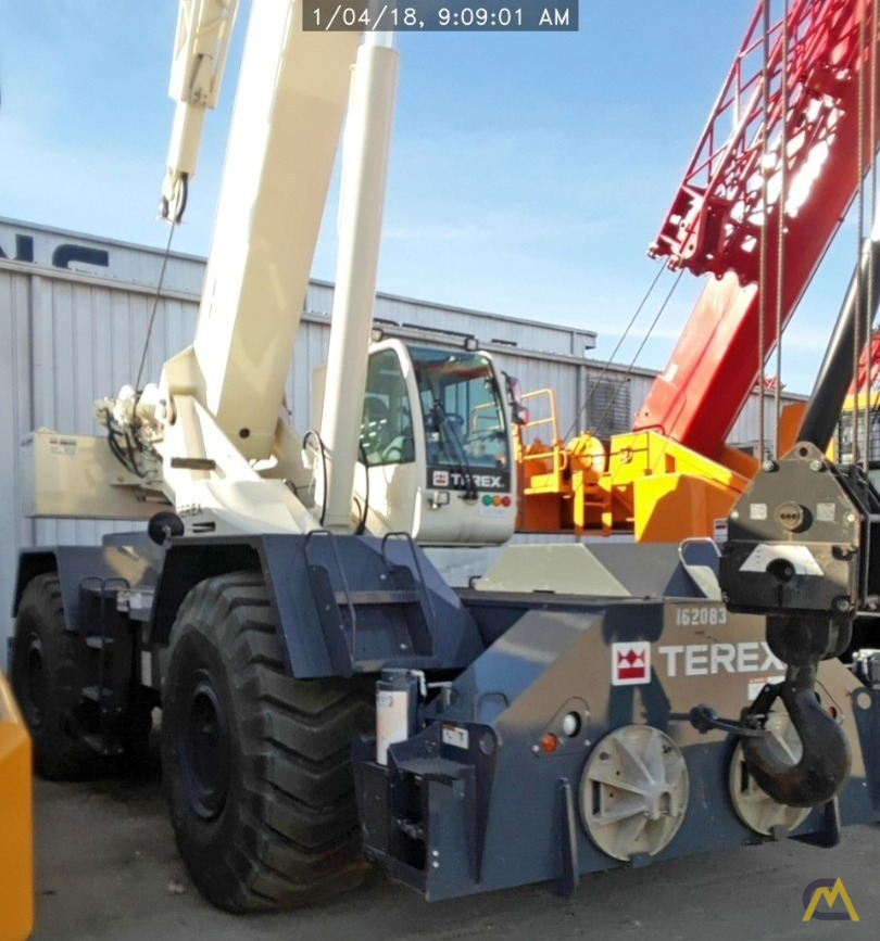 Terex RT 780 80-ton Rough Terrain Crane 0