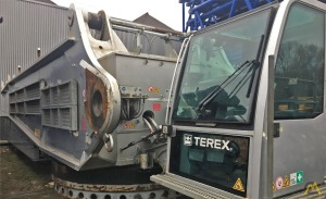 Terex Demag CC 6800 1,250-Ton Lattice Boom Crawler Crane