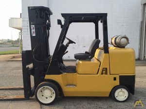 10,000 lb CAT GC45K Lift Truck For Sale