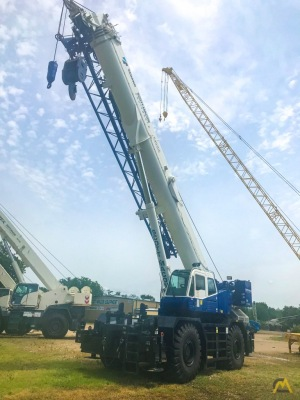 Used Tadano GR-1000XL-3 100 Ton Rough Terrain Crane Available