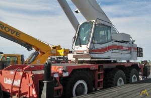 100t Link-Belt RTC-80100 II Rough Terrain Crane