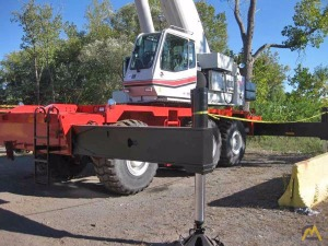100t Link-Belt RTC-80100 Series II Rough Terrain Crane