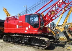 100t Manitowoc 10000A-1 Lattice Boom Crawler Crane