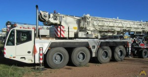 100t Terex Demag AC 80-2 All Terrain Crane