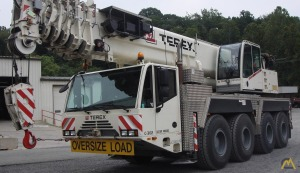 100t Terex-Demag AC80-2 All Terrain Crane