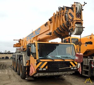 100t Terex-Demag All Terrain Crane