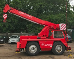 Jones IF10S 10-Ton Rough Terrain Crane