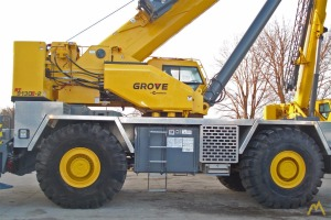 Grove RT9130E-2 130-Ton Rough Terrain Crane