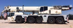 140t Terex-Demag AC 140 All Terrain Crane