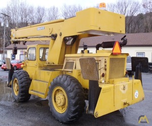 Grove RT58 14-ton Down Cab Rough Terrain Crane