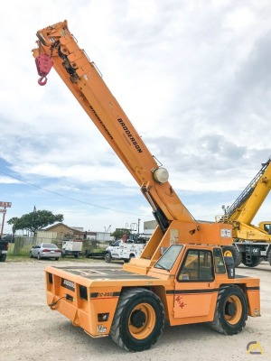 Broderson IC-200-3F 15-Ton Carry Deck Crane Available