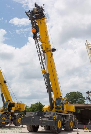Grove RT9150E 150-Ton Rough Terrain Crane