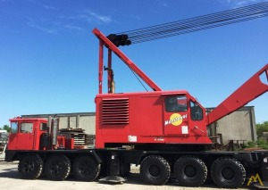 150t Manitowoc 3900T Conventional Truck Crane