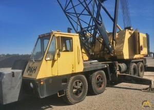 P&H 9150-TC 150-Ton Lattice Boom Truck Crane