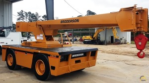15t Broderson IC-200-2C Carry Deck Crane