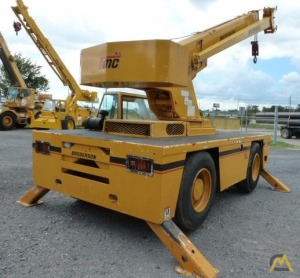 Broderson IC-200-3D 15-Ton Carry Deck Crane For Sale Industrial