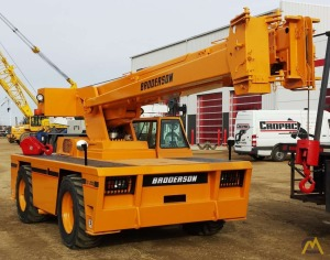 15t Broderson IC-200-3G Carry Deck Crane
