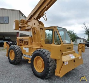 Galion 150FA 15-Ton Down Cab Rough Terrain Crane