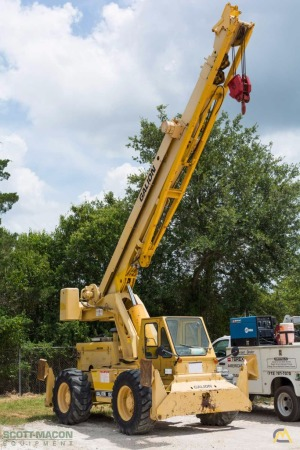 15t Galion 150FA Rough Terrain Crane