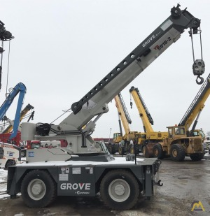 Grove YB5515-2 15-Ton Industrial Carry Deck Crane